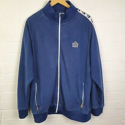 OFFICAL ADMIRAL RETRO TRACKSUIT TOP JACKET - SIZE XL