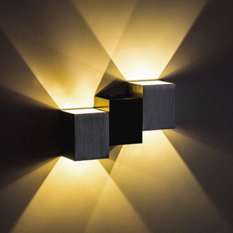 6W-36W LED Wandleuchte Wandlampe Dimmbar Flurlampe Strahler Flurlampe lampen