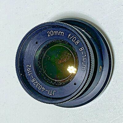 Fluke Lens 20mm Ti-45 Thermal Camera Lens - Jti-40328-1192
