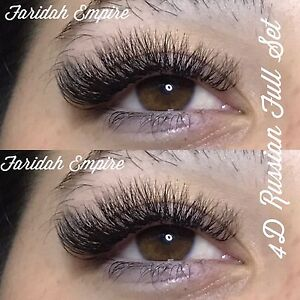 Faridah Empire - Qualified Eyelash Extension Stylist Canning Vale Canning Area Preview