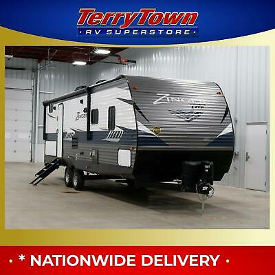 New 2019 Crossroads Zinger 280BH Bunkhouse Camper RV Travel Trailer Clearance