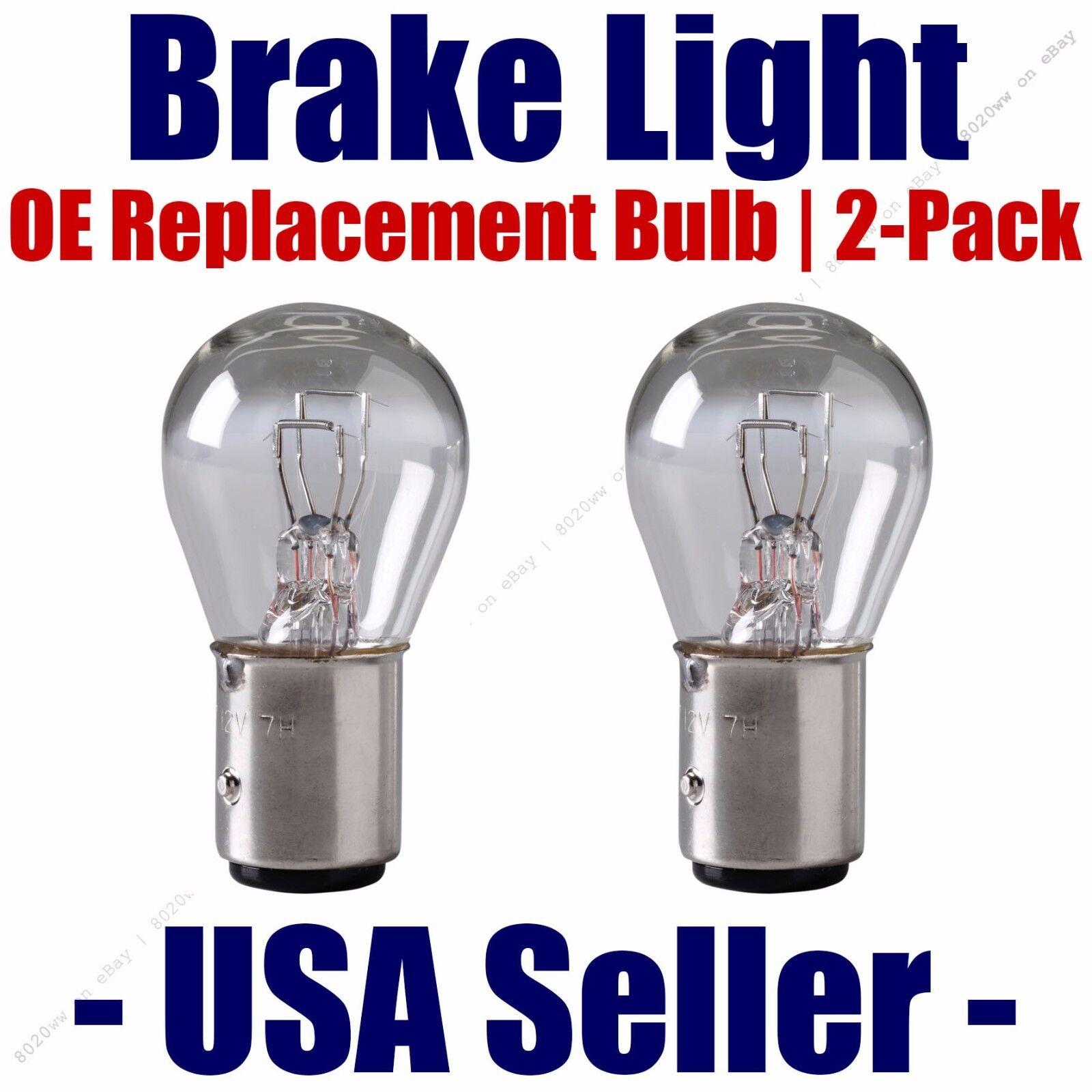 Stop/Brake Light Bulb 2pk - Fits Listed AMC Vehicles - 2057