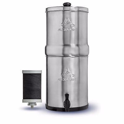 Alexapure Pro Stainless Grit one's teeth Water Filter Purification Filtration Purify System