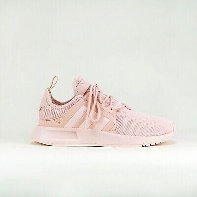 Adidas Originals Big Kids'  X_PLR Shoes Icey Pink  BY9880 e