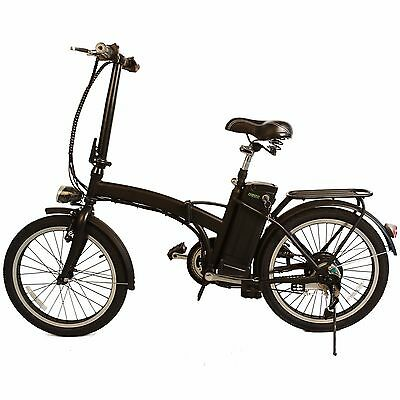 "20"" 250W Foldaway Electric Bike Sport Mountain E-bike with Lithium Batter"
