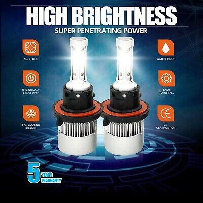 Conversion Kit H13 Bulb - H13 9008 CREE LED Headlight Conversion Kit 1915W 287250LM HI-LO Beam Bulbs 6000K