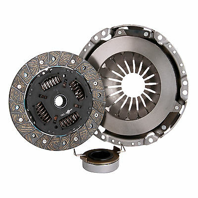 CITROEN C1/PEUGEOT 107/TOYOTA AYGO 1.0 BRANDED 3 PIECE CLUTCH KIT INC BEARING