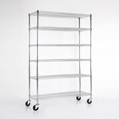 Adjustable 6 Tier 82