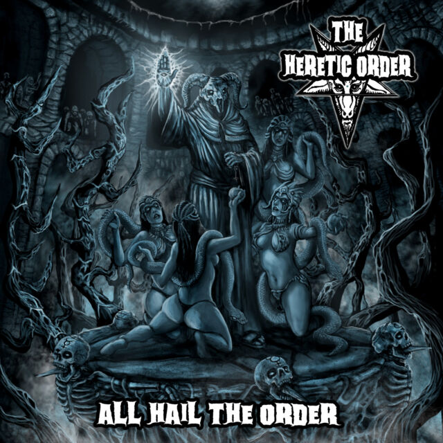 THE HERETIC ORDER All Hail The Order CD ( 200907 )
