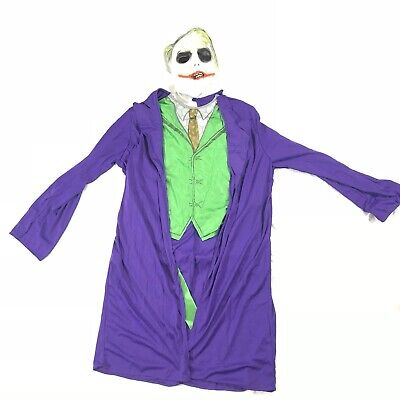 Batman And Joker Halloween Costumes (Rubies Joker Halloween Costume Adult Mask And Suit Batman Dark Knight)