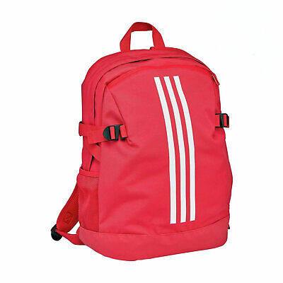 Adidas Ladies / Women / Girls Pink Powerplus Backpack 25L - New