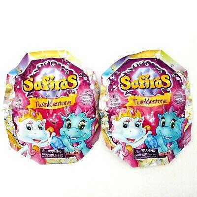 Simba Safiras Twinklestone Dragon Surprise Blind Bags Lot 2 New Sealed comprar usado  Enviando para Brazil