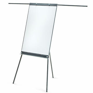 easel flipchart stand portable magnetic dry wipe. Black Bedroom Furniture Sets. Home Design Ideas