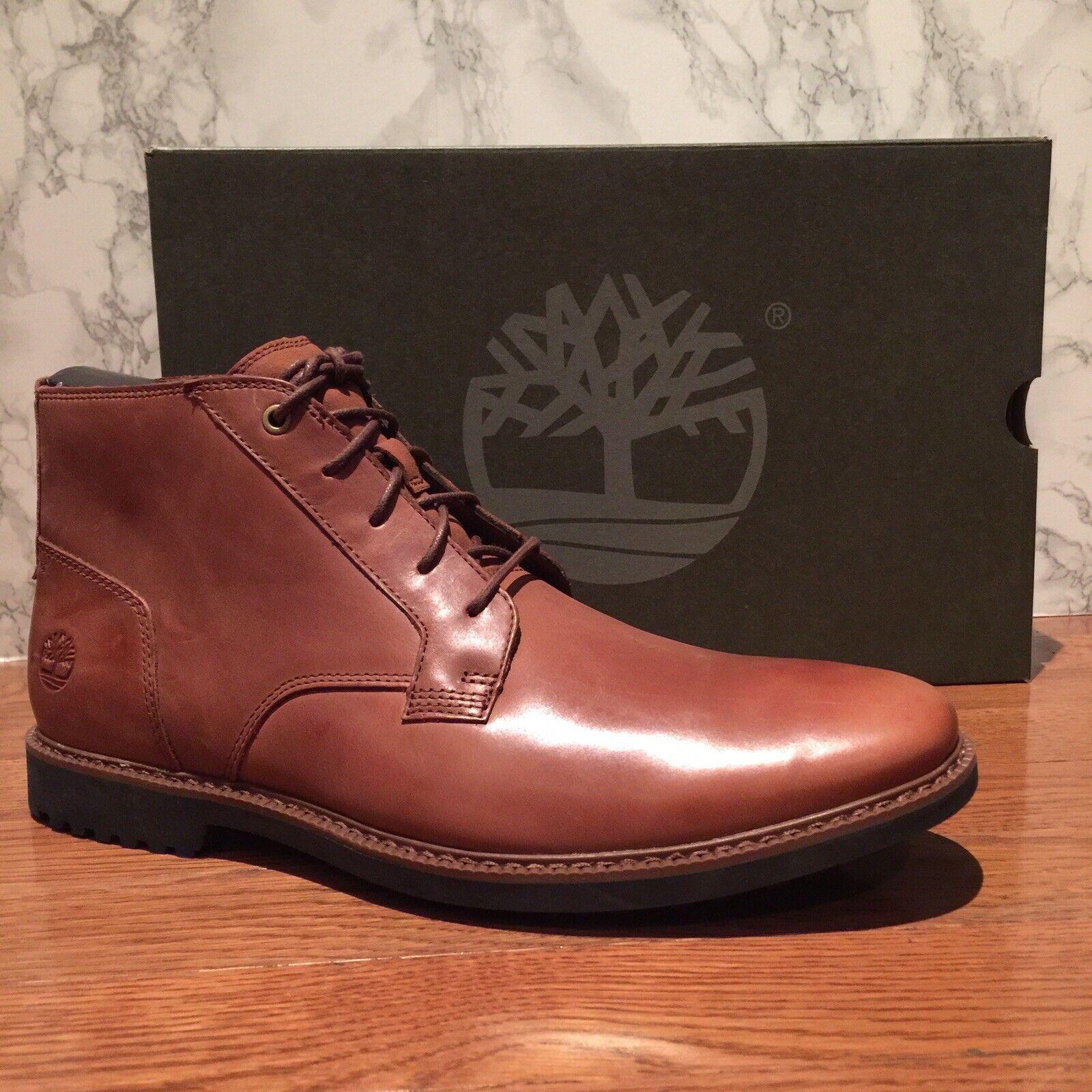 Timberland Men's Lafayette Park Men's Premium Chukka Boot Shoes A1QE2. SZ:10 1