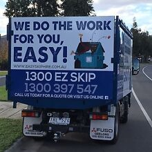 Rubbish Removal - Easy Skip Bin Hire - We do the work for you!! Point Cook Wyndham Area Preview
