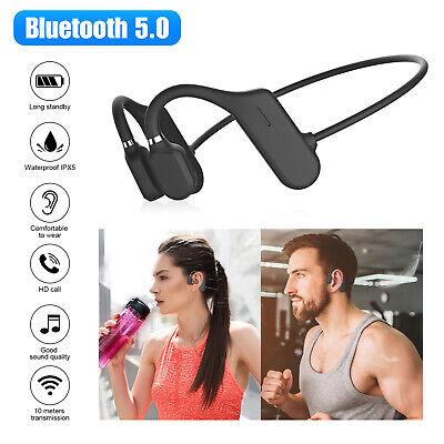 Bone Conduction Wireless Headphones Bluetooth 5.0 Earphones