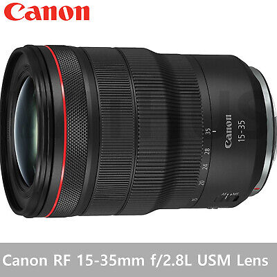 Canon 3682C002 RF 15-35mm F2.8 L IS USM Lens