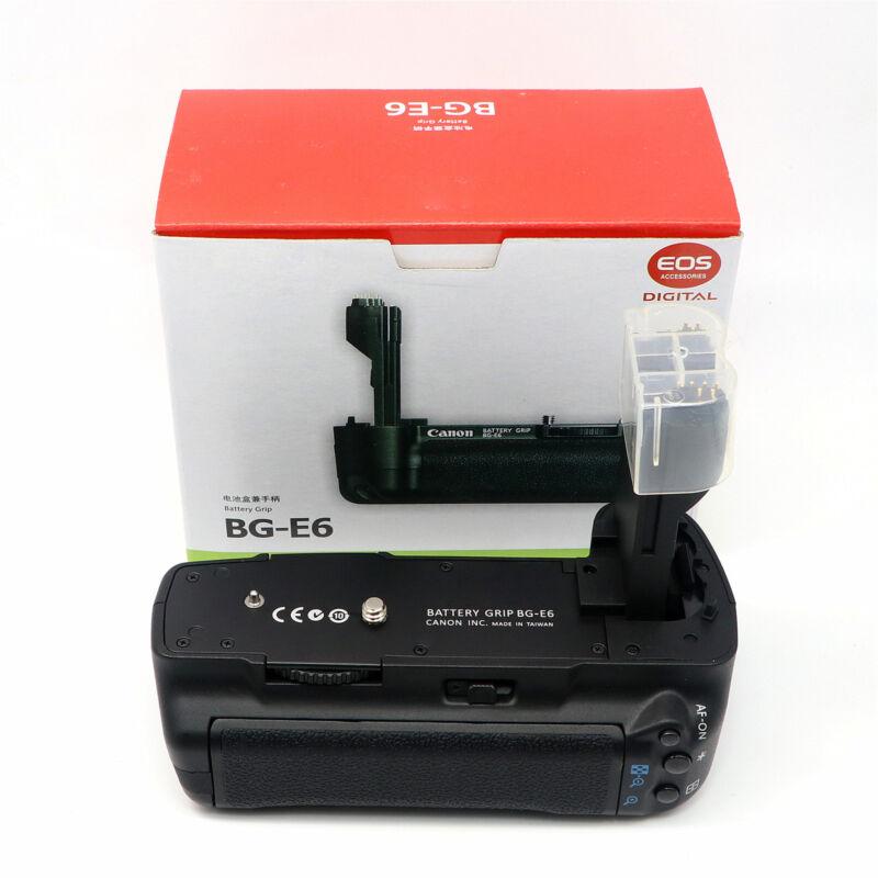 New BG-E6 Battery Grip for Canon EOS 5D MARK II Digital SLR Camera