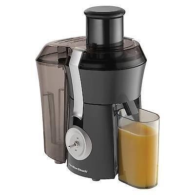 Hamilton Beach Big Mouth® Pro Juice Extractor - Black 67650