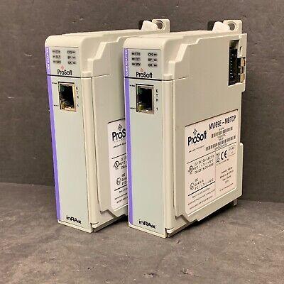 2015 Prosoft Mvi69e-mbtcp Allen Bradley Compactlogix Communication Module Tcpip