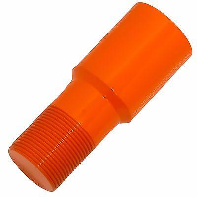 Neon Orange Single Coat 80-90 Gloss Fluorescent Powder Paint 1 Lb