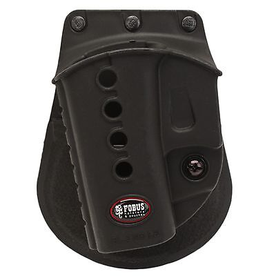 FOBUS LEFT HAND PADDLE HOLSTER FOR GLOCK 17 19 22 23 31 32 34 35 KAHR WALTHER ++