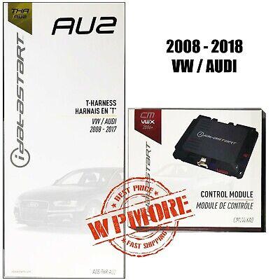 iDatastart VWX CMVWXA0 Remote Start Module + iDatalink ADS THR AU2 Audi VW 2008+
