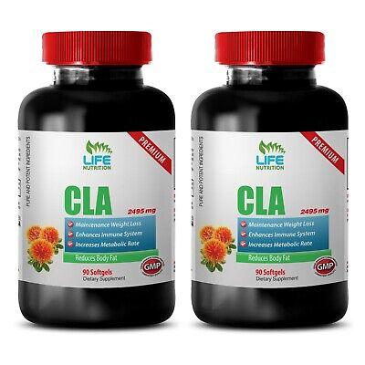 Weight loss supplements best seller - CLA 2495MG - cla for women (Best Cla For Weight Loss)