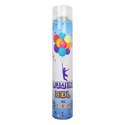 TUBAN - 12L Gas para Globos-Globos-Accesorio-Heliumflasche Heliumgas Helio
