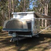2007 16 Ft Jayco Outback Expander Poptop Caravan $24,000.00 Collombatti Kempsey Area Preview