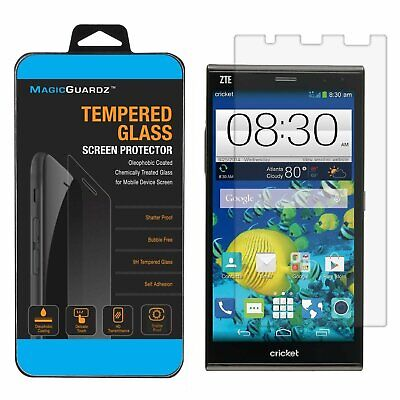 Premium Tempered Glass Screen Protector for ZTE Z987 Z787 Grand X Max+ Cell Phone Accessories