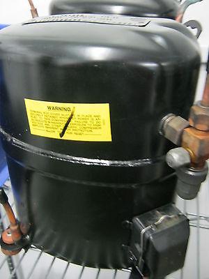 Bristol L1nb262ebcb Bm700609 Thermally Protected 12 Hp Hermetic Compressor
