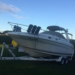 Searay Sundancer 260 2004