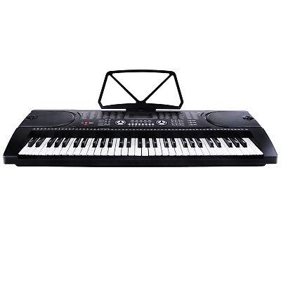 Modern MK2089 61Tasten Elektronische Klavier Keyboards Mikrofon Digital