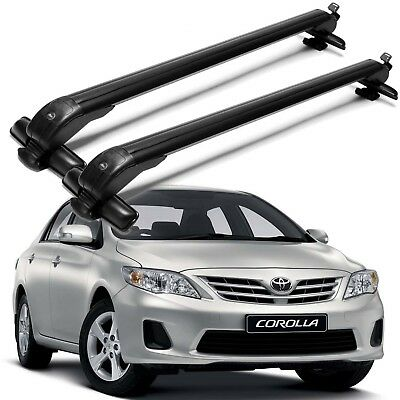 Car Roof Rack For Toyota Corolla 1998-2016 Cross Bar Top Luggage Carrier 2Pcs