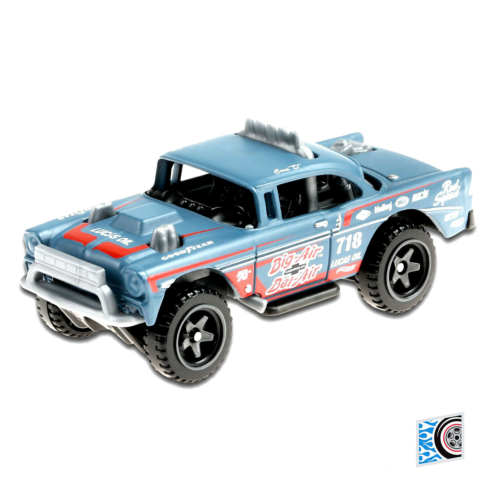 Hot Wheels Big Air Bel Air 1 64 Kids Model Diecast Toy Cars Ghb48 D521 G1 New Ebay