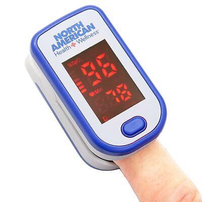 Oxygen Meter - Fingertip Pulse Oximeter