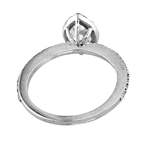 Best seller Halo Style GIA Certified Marquise Diamond Engagement Ring 3.10 CTW 2