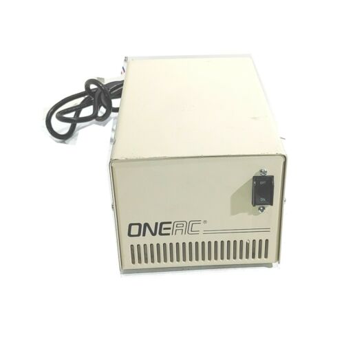 OneAC Power Conditioner CP1103H Hospital-Grade Isolation 4-Outlet 006-174