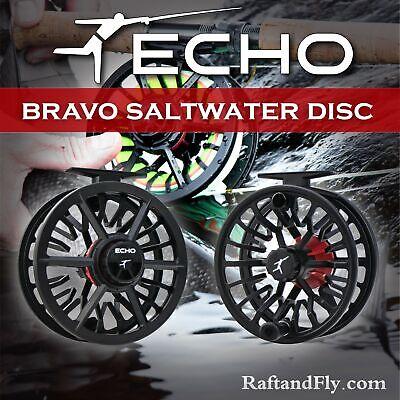 Echo Bravo 7/9wt Fly Reel - 12 Month Warranty - Free Shipping