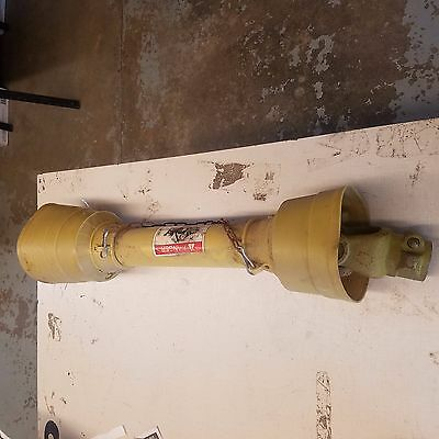 Heavy equipment parts accs new pto shaft for spreaders etc weathered 29 collapsed 1 38 6 spline both ends by j bar manufacturing 348 995 fandeluxe Image collections