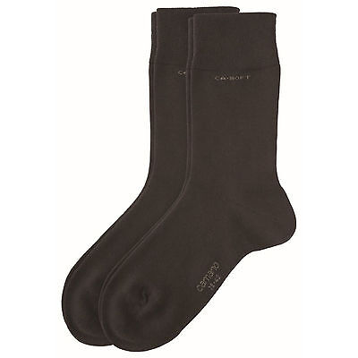 Camano Herren Socken CA-SOFT 2er Pack 12087 NEU
