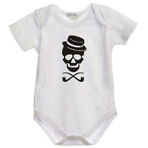 J298-body-Bimbo-Skull-Hipster-Style-Pipe-Bambino-100-cotone