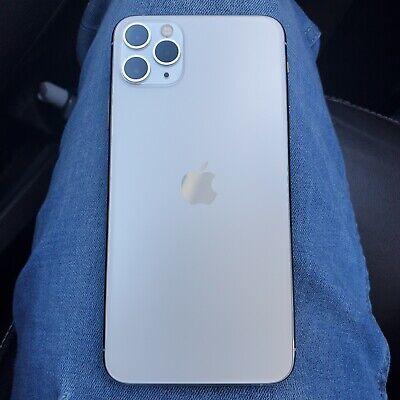 Apple iPhone 11 Pro Max 256GB Silver (Verizon [Unlocked]) A2161 (CDMA + GSM)