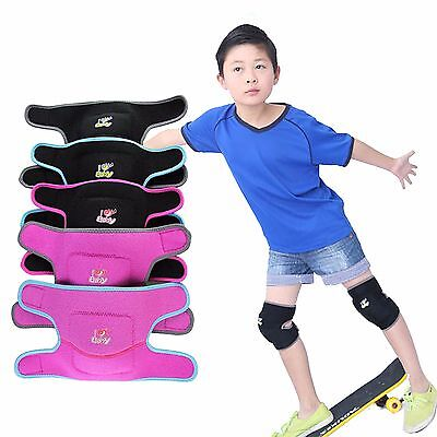 Child Knee Support Sport Brace Safty Pad For Dance Volleyball Skateboard Skating