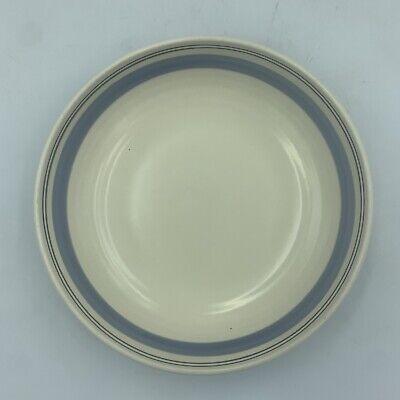 "Pfaltzgraff Rio Vegetable Bowl 8.5"" In Vintage Blue & Cream"