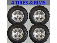 25x10-12 For 2016 Kubota RTV-X1140~ITP 6P0528 Mud Lite II Rear Tire