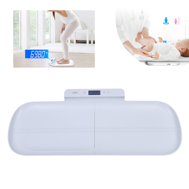 Electronic LCD Digital Toddler Scale Baby Scale Multifunction PetInfant Scale US