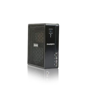Zoostorm Celeron 1037U Dual Core USFF Desktop PC, 4GB RAM, 500GB HDD, No OS