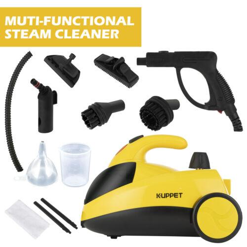 1500w 51oz mini portable pressurized steam cleaner